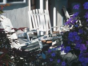 Heaven on a Porch