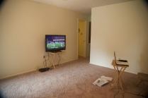 Empty Livingroom, awaiting transformation